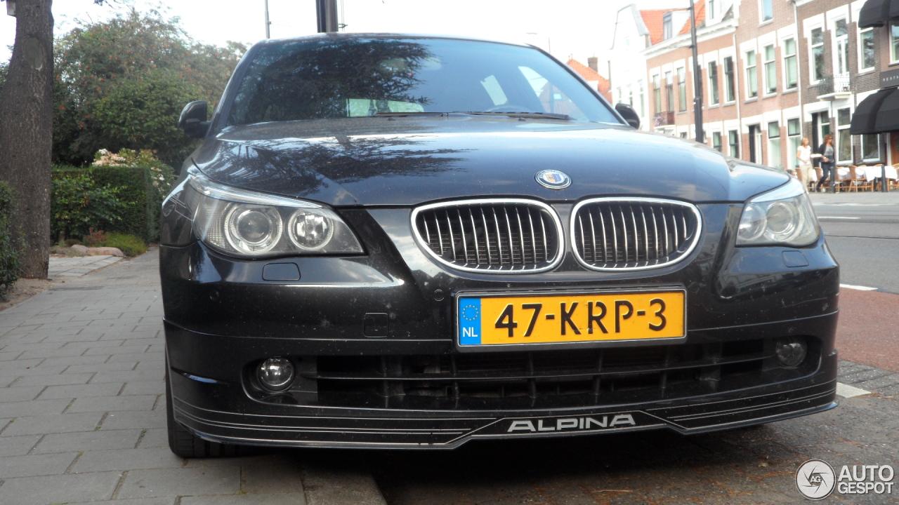 Alpina B5 Touring 3