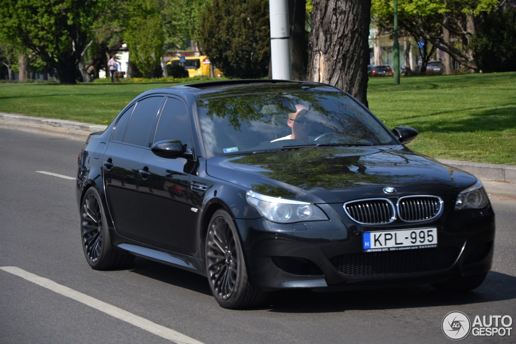 Bmw M5 E60 2005 3 January 2014 Autogespot
