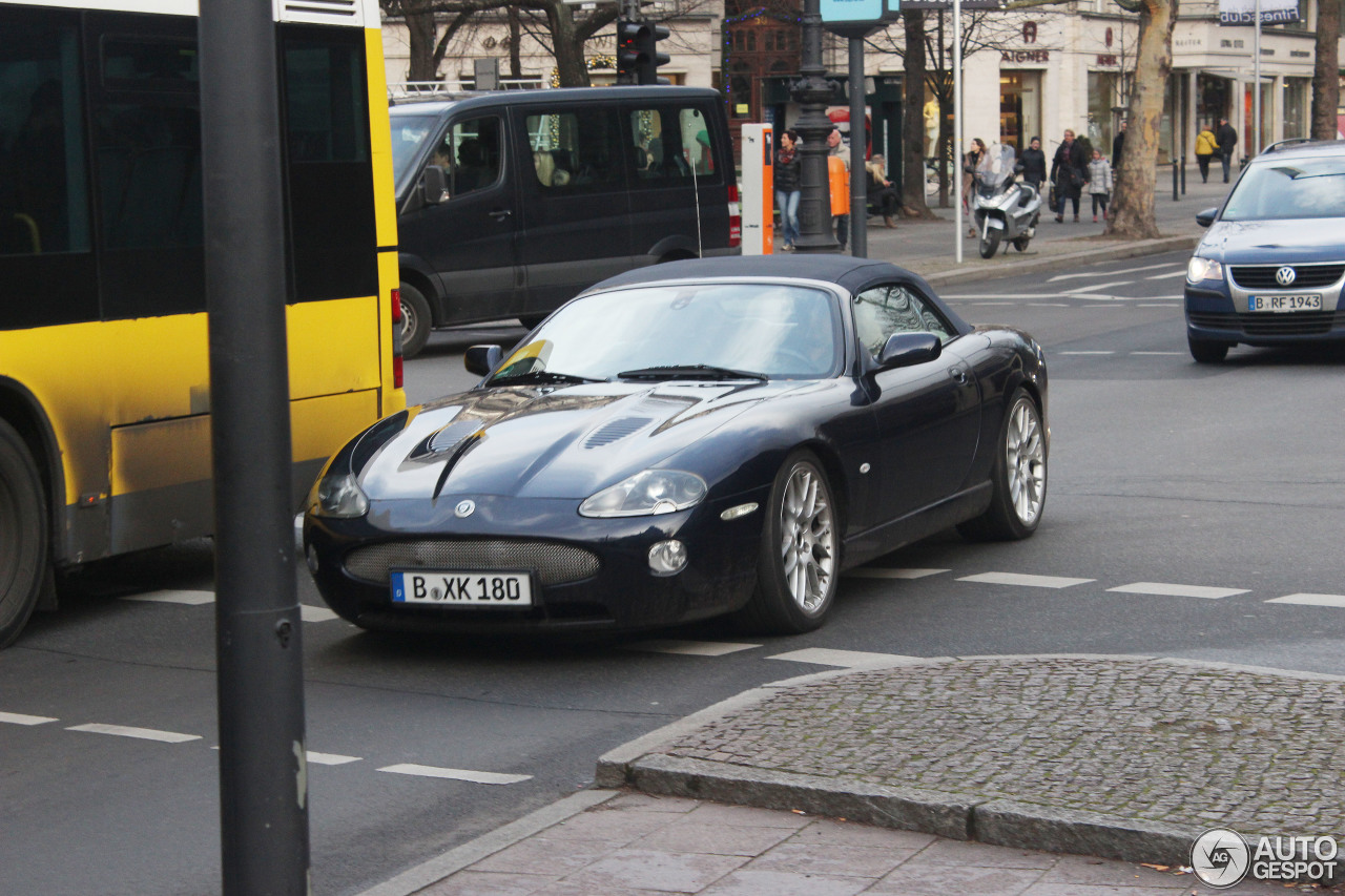 Jaguar Xkr 4 2 S Convertible 3 January 2014 Autogespot