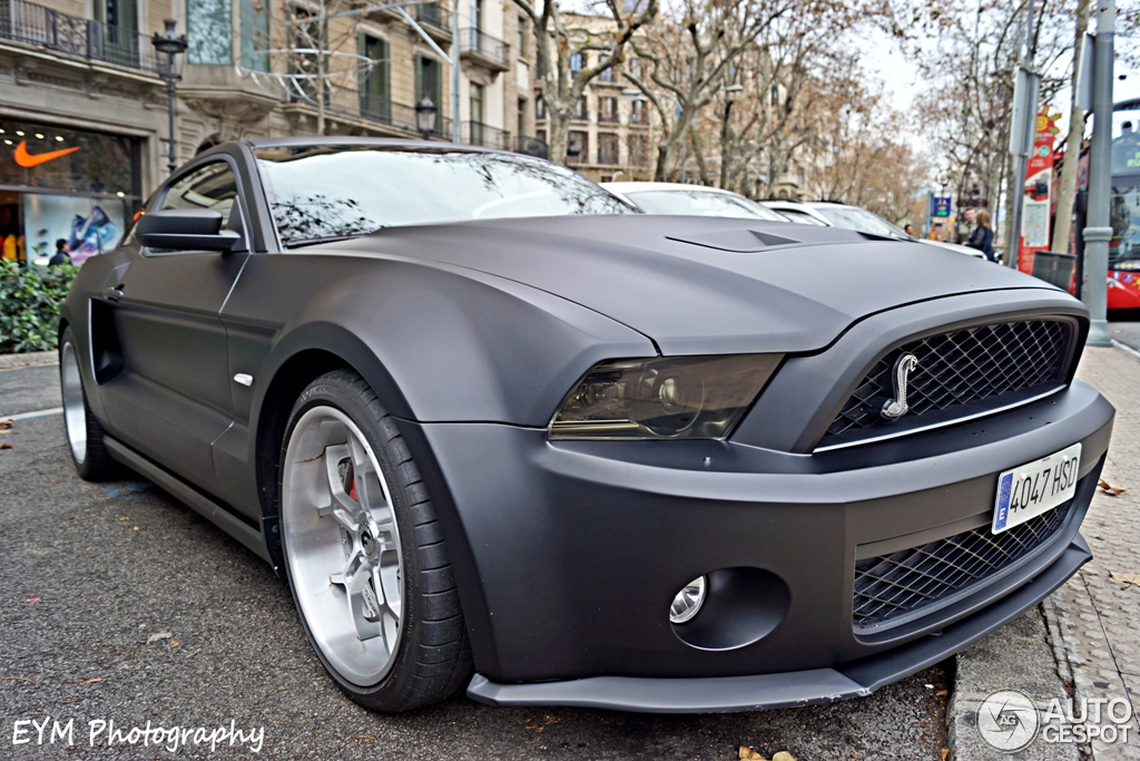 Ford Mustang Shelby Gt500 2010 4 January 2014 Autogespot