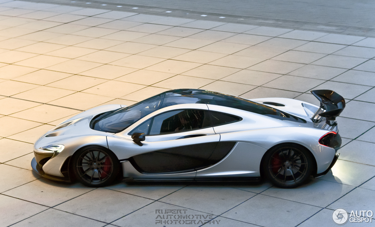 Mclaren P1 5 January 2014 Autogespot
