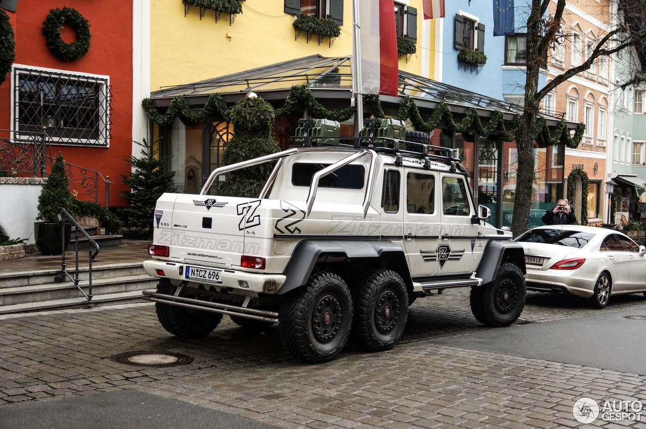 Mercedes benz g 63 amg 6x6 5 january 2014 autogespot for Mercedes benz g wagon 6x6 for sale