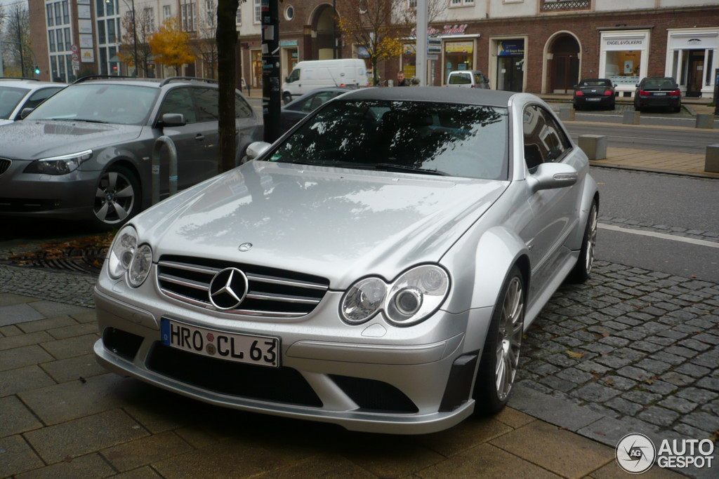 Mercedes benz clk 63 amg black series 6 january 2014 for Mercedes benz clk 63 amg