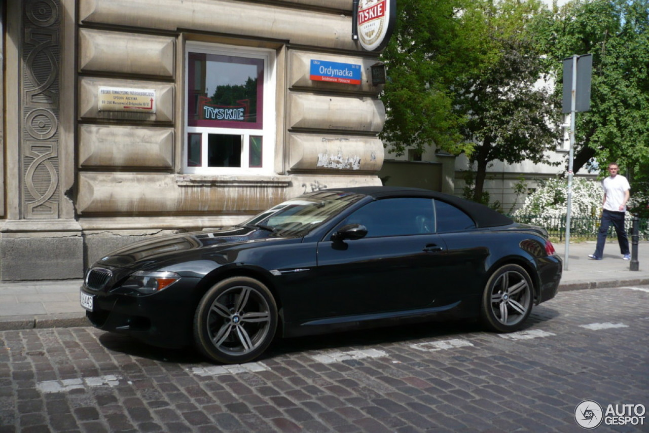 BMW M6 E64 Cabriolet - 7 January 2014 - Autogespot