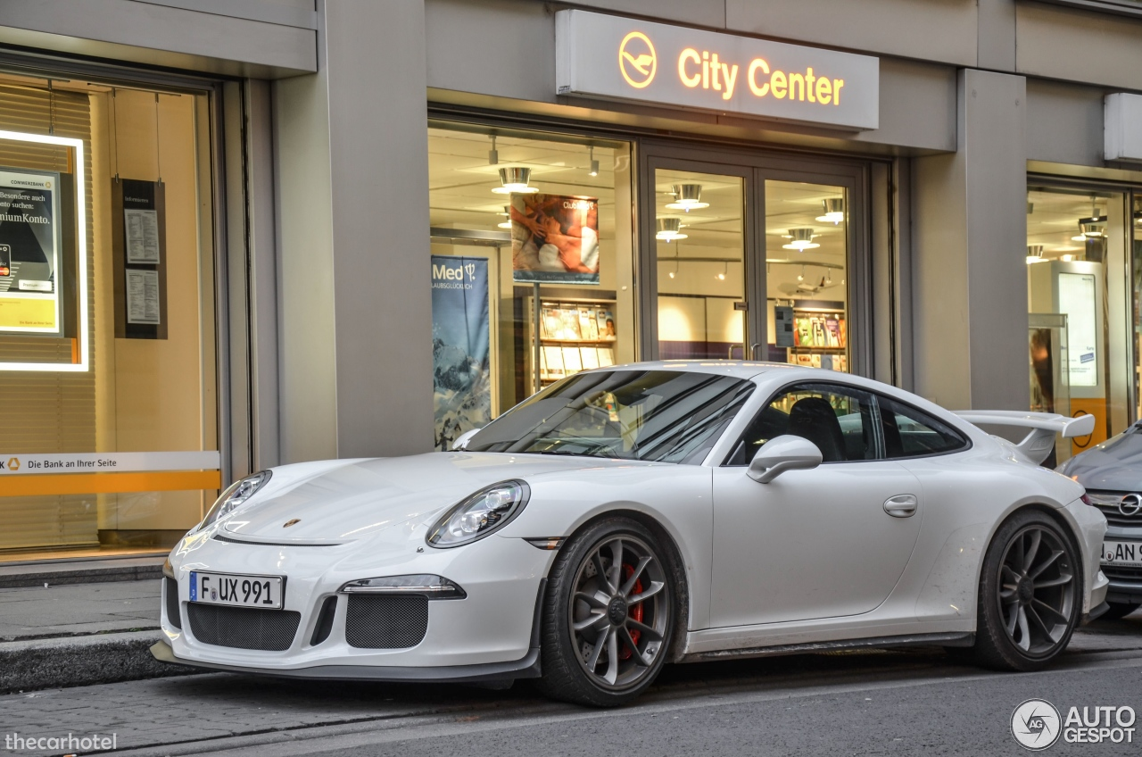 porsche 991 gt3 7 january 2014 autogespot. Black Bedroom Furniture Sets. Home Design Ideas
