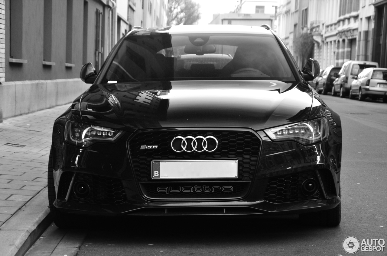 audi rs6 avant c7 8 january 2014 autogespot. Black Bedroom Furniture Sets. Home Design Ideas