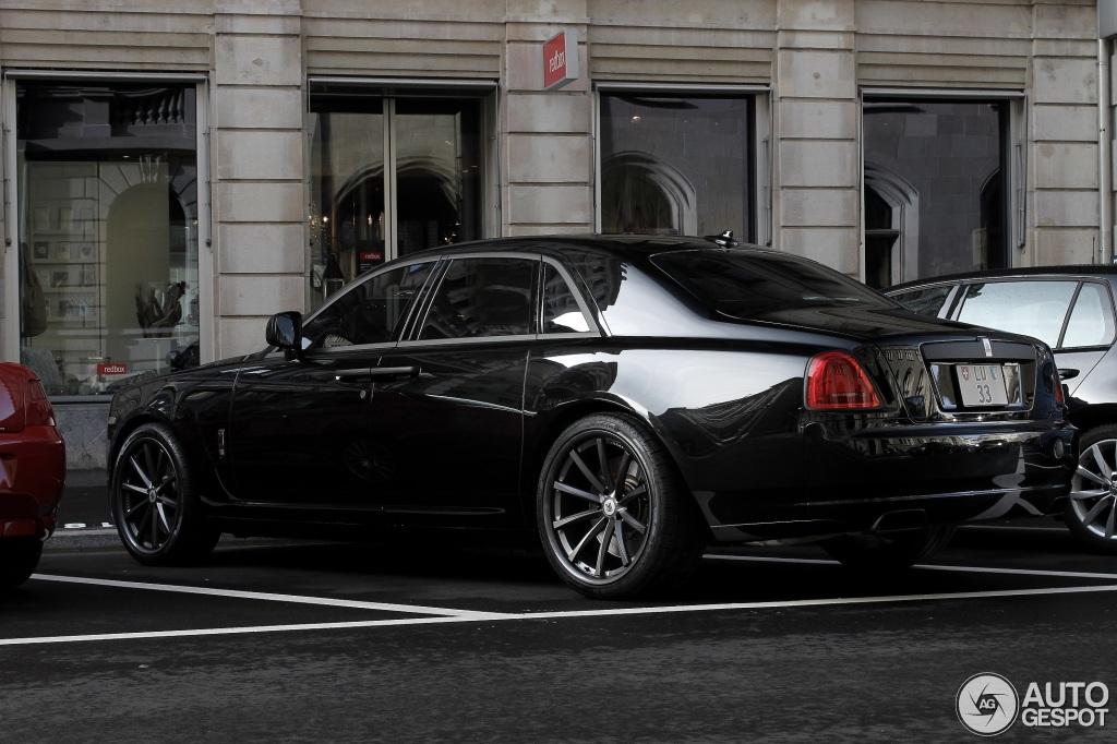 Rolls Royce Ghost 8 January 2014 Autogespot