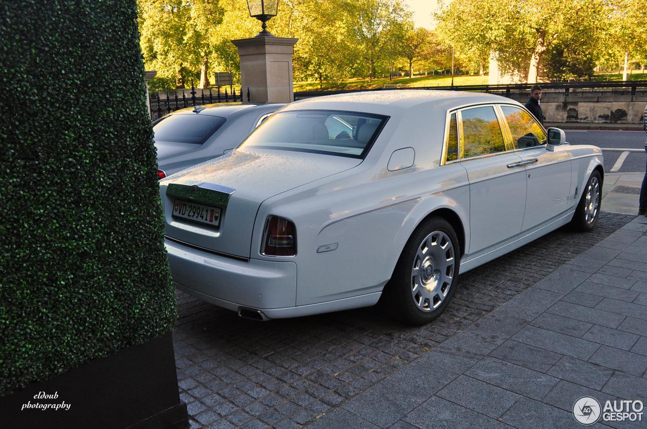 Rolls Royce Phantom Series II 7