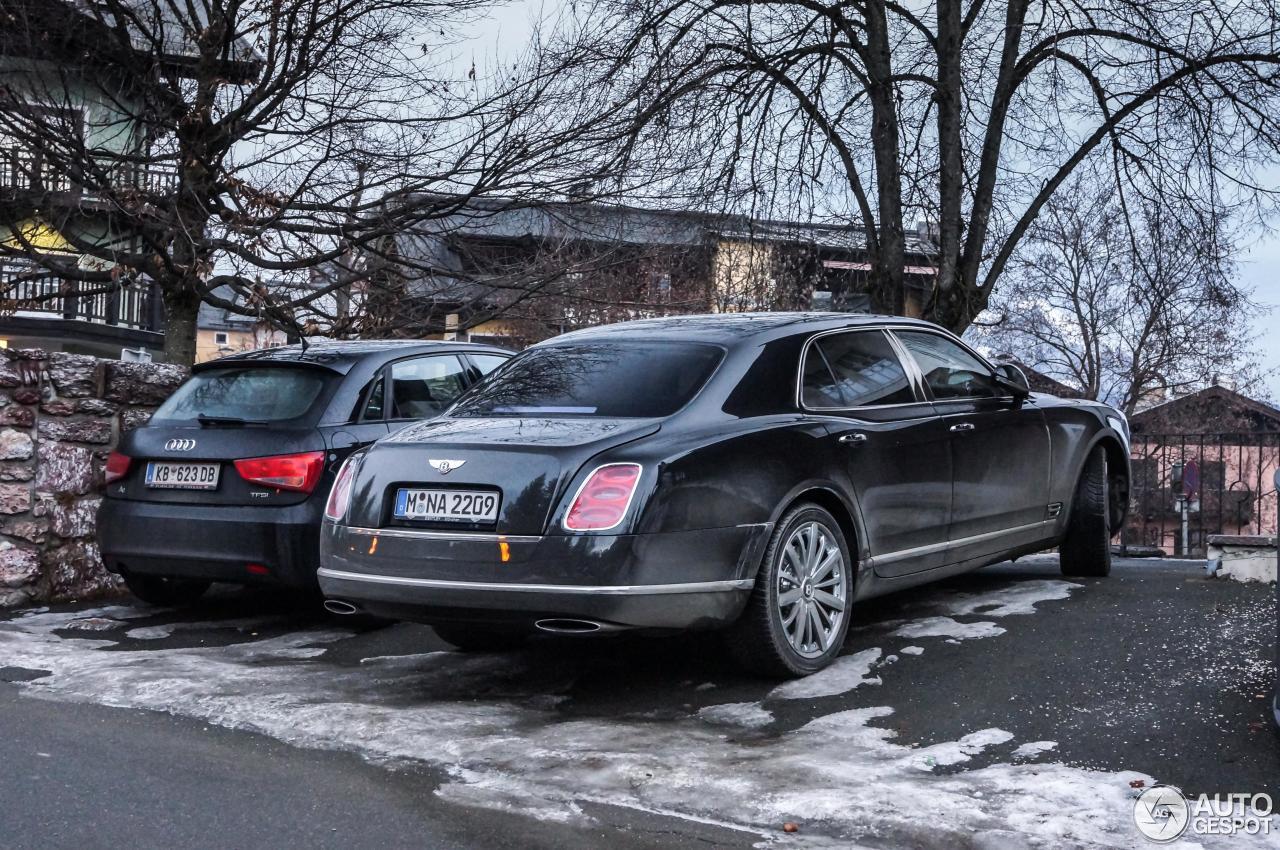 Bentley Mulsanne 2009 9 Januari 2014 Autogespot