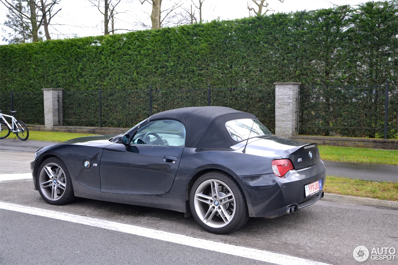 Bmw Z4 M Roadster 9 January 2014 Autogespot