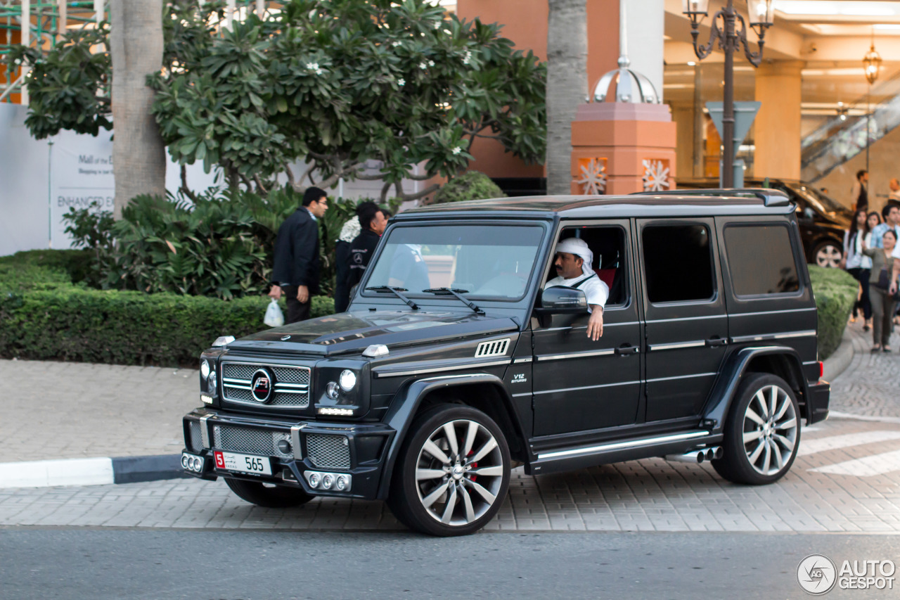 Mercedes benz a r t g 65 amg streetline 9 january 2014 for 2014 mercedes benz g wagon for sale