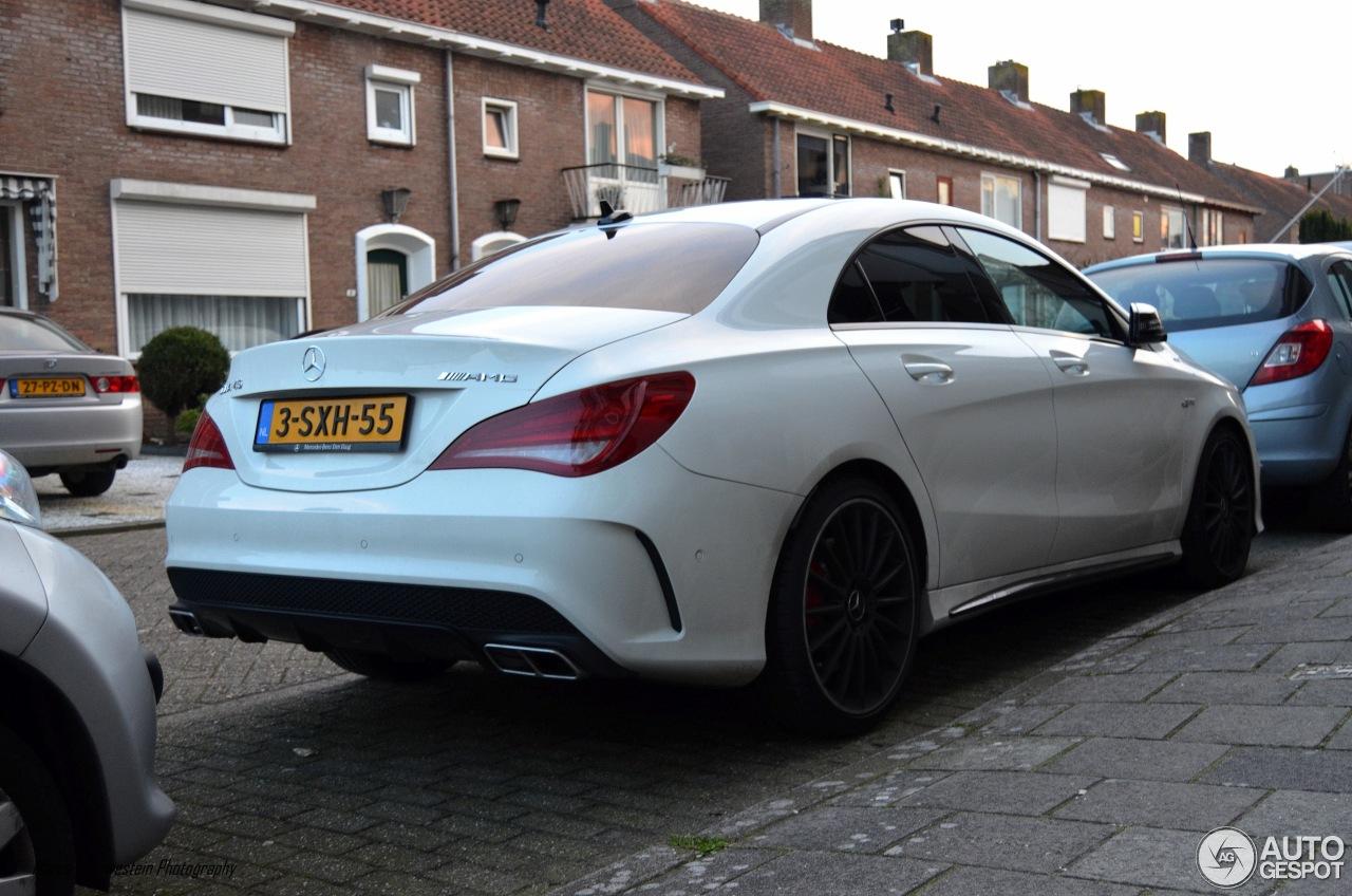 Mercedes benz cla 45 amg c117 10 januari 2014 autogespot for Mercedes benz nl