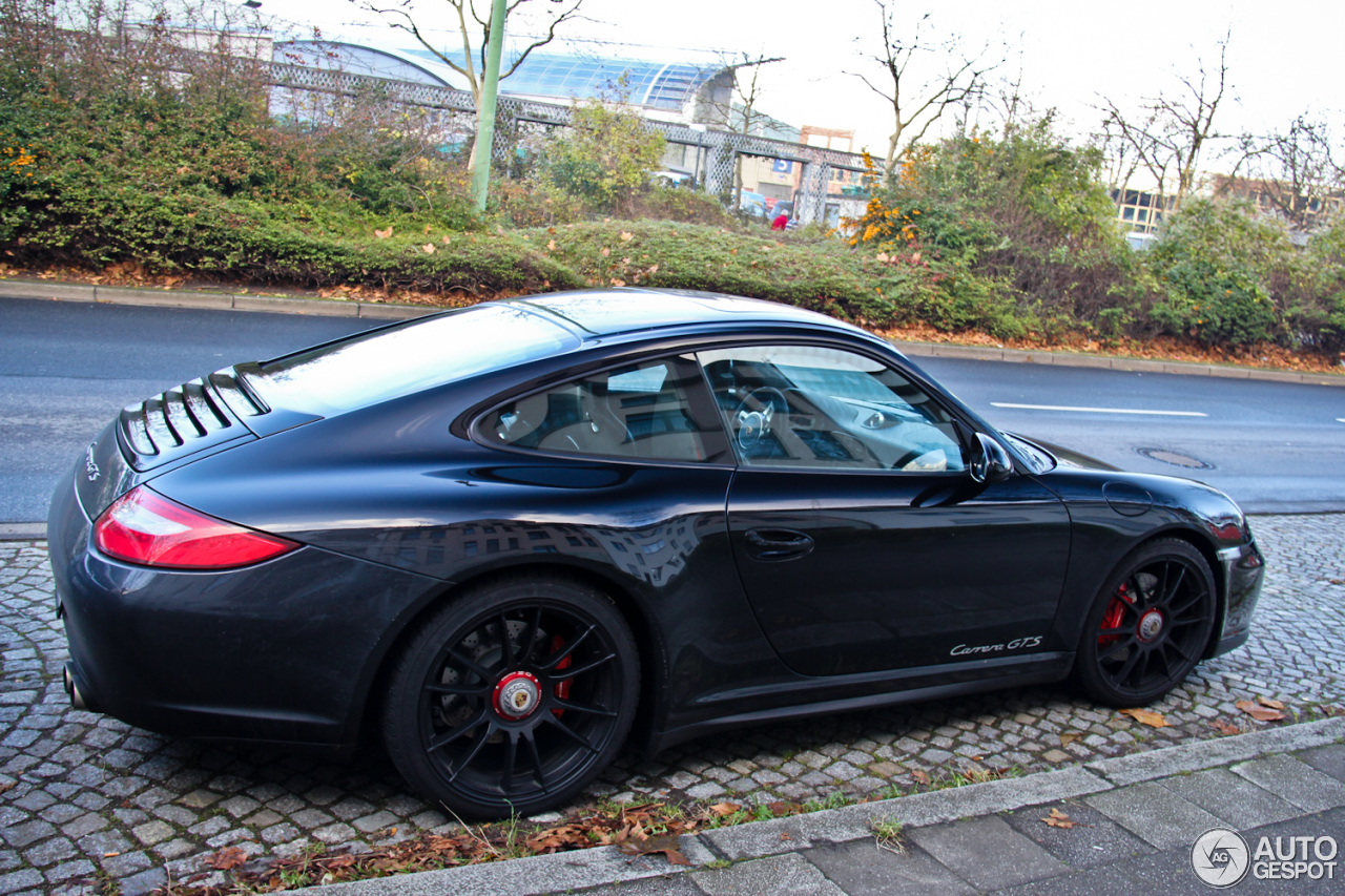 porsche 997 carrera gts 11 januar 2014 autogespot. Black Bedroom Furniture Sets. Home Design Ideas