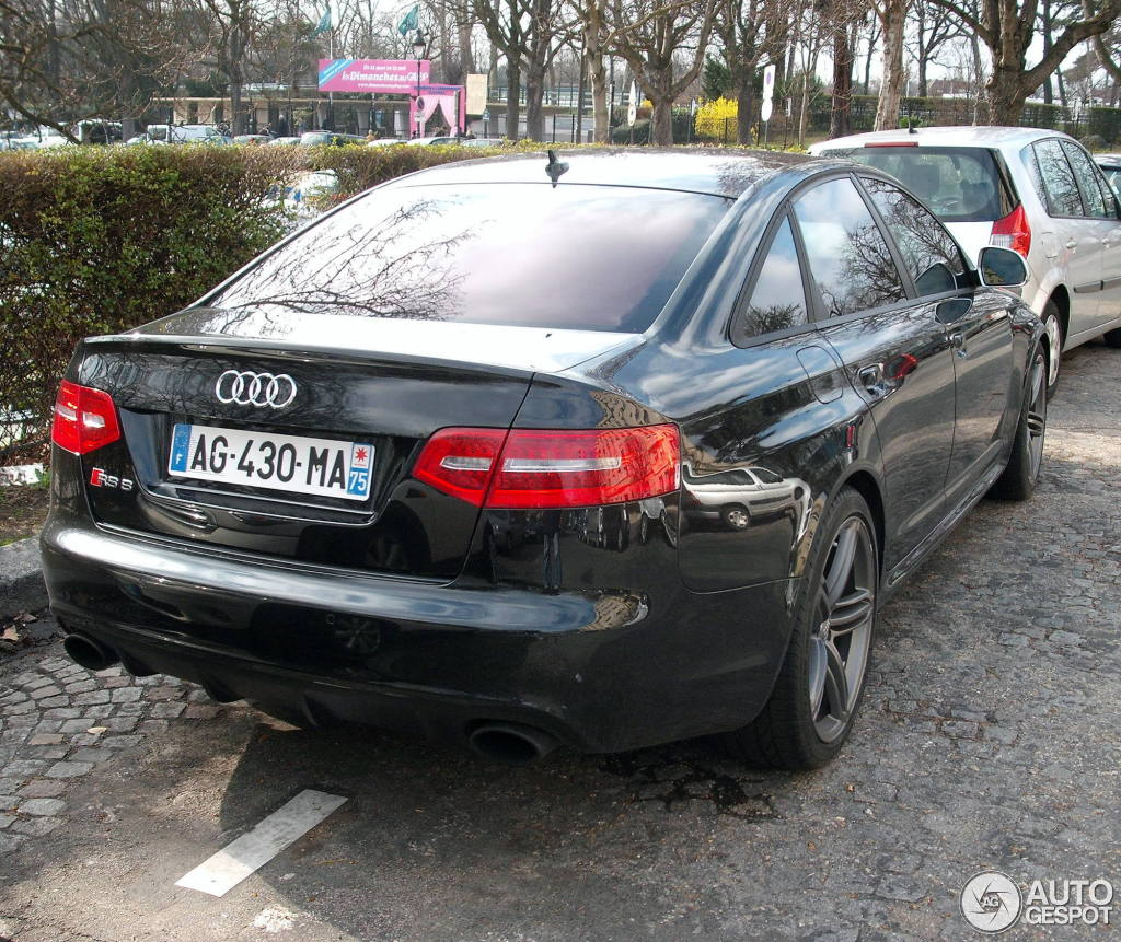 audi rs6 sedan c6 12 janvier 2014 autogespot. Black Bedroom Furniture Sets. Home Design Ideas