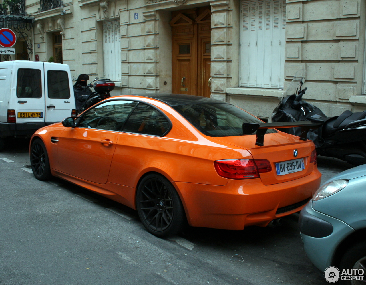 BMW M3 GTS - 12 January 2014 - Autogespot