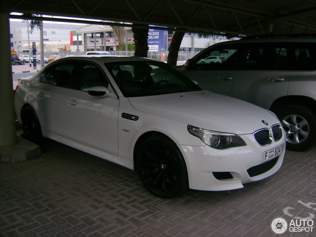 Bmw M5 E60 2005 12 January 2014 Autogespot