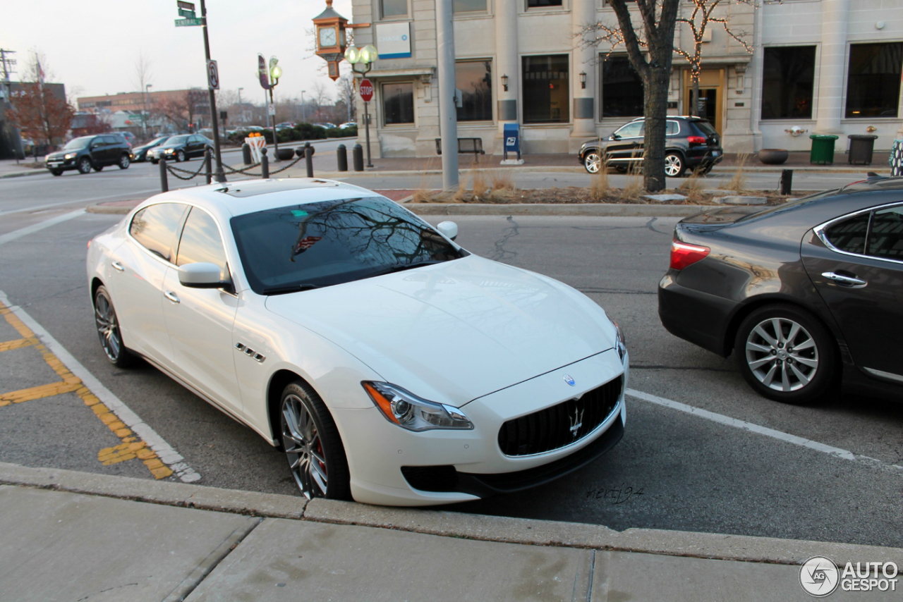 maserati quattroporte s q4 2013 13 january 2014 autogespot. Black Bedroom Furniture Sets. Home Design Ideas