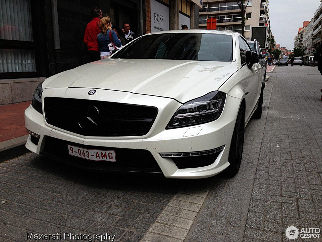 Mercedes benz cls 63 amg c218 13 january 2014 autogespot for Mercedes benz cls 2014