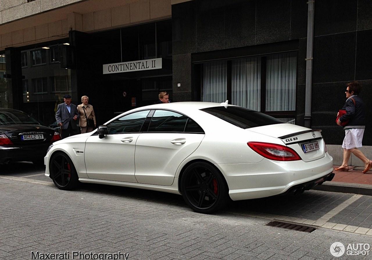 Mercedes Benz Cls 63 Amg C218 13 January 2014 Autogespot