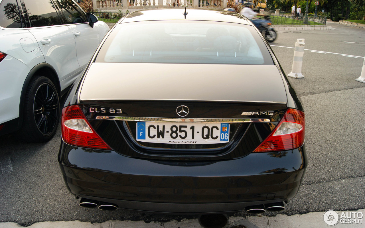 Mercedes benz cls 63 amg c219 13 januari 2014 autogespot for 2014 mercedes benz cls550 0 60