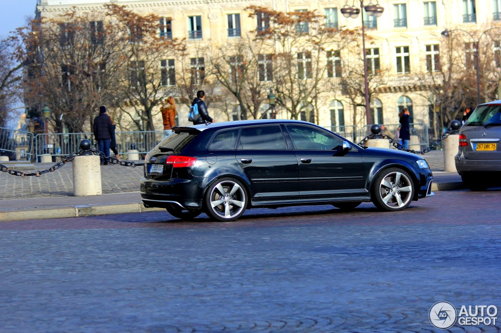 audi rs3 sportback 14 janvier 2014 autogespot. Black Bedroom Furniture Sets. Home Design Ideas