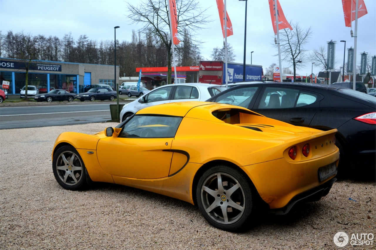 lotus elise s3 15 janvier 2014 autogespot. Black Bedroom Furniture Sets. Home Design Ideas