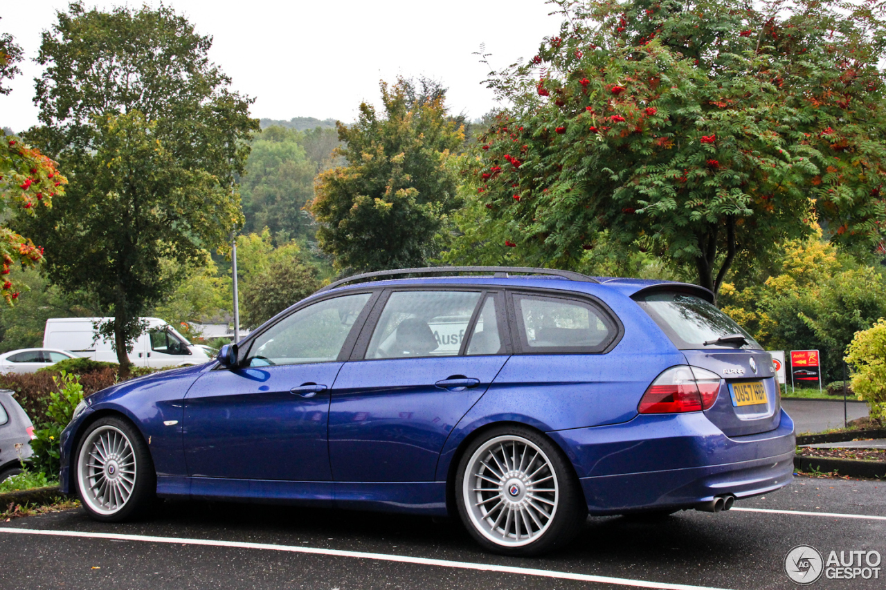 Alpina D3 Touring - 16 January 2014 - Autogespot