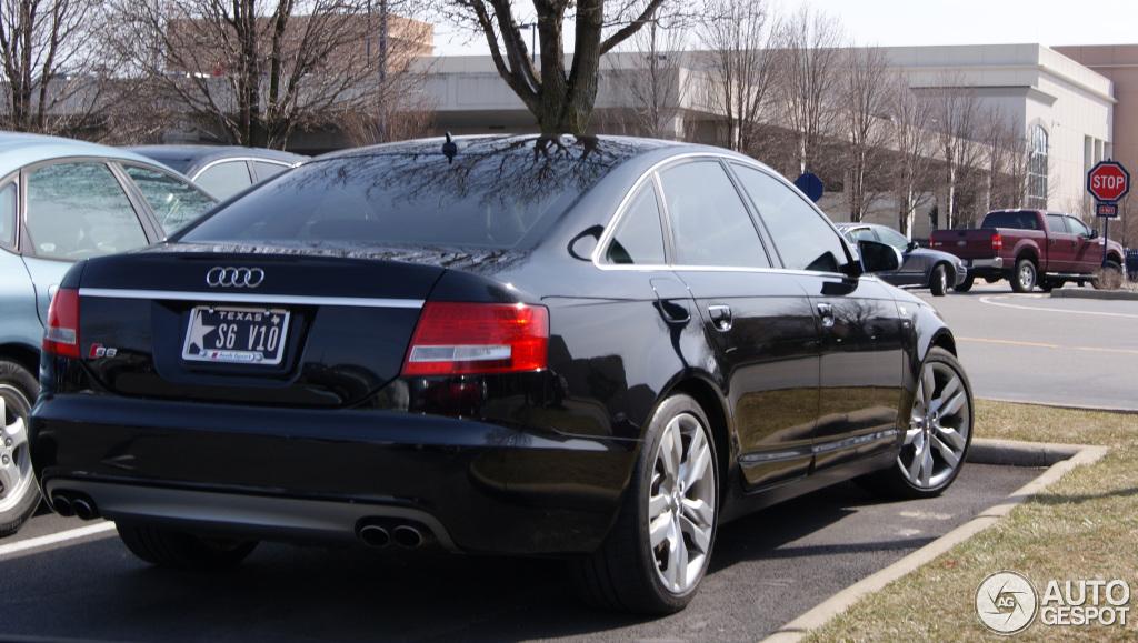 Columbus Auto Show >> Audi S6 Sedan C6 2006 - 16 January 2014 - Autogespot