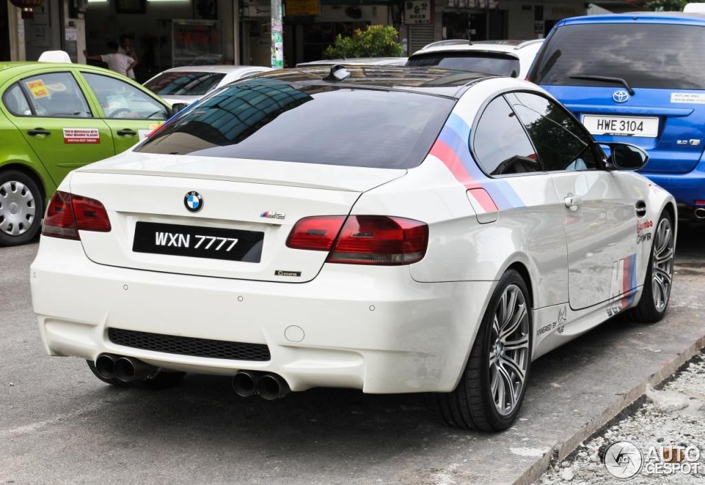 Bmw M3 E92 Coupe 16 January 2014 Autogespot