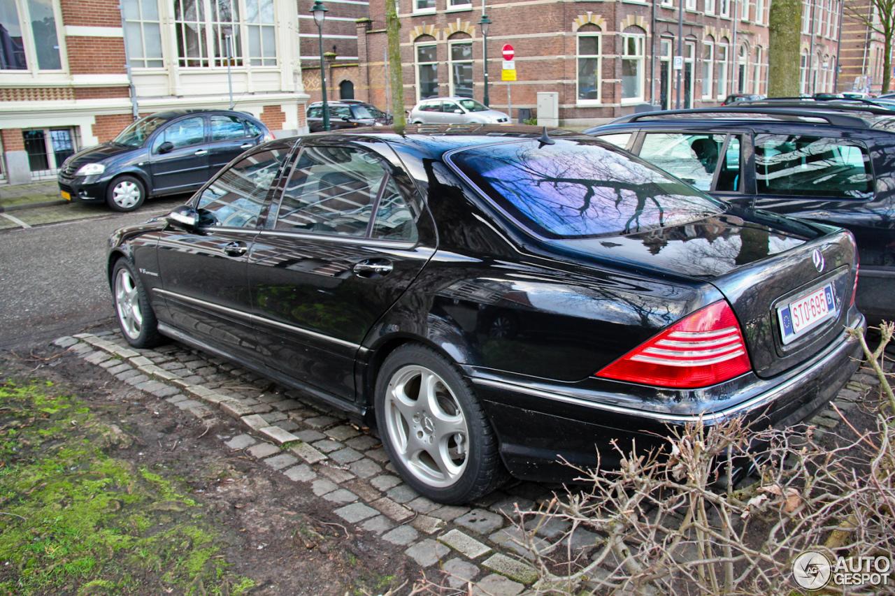 Mercedes benz s 55 amg w220 kompressor 16 january 2014 for Mercedes benz kompressor price