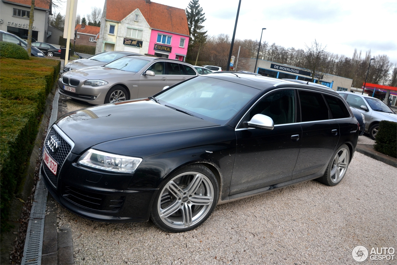 Audi Rs6 Avant C6 17 January 2014 Autogespot