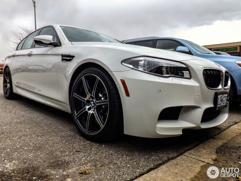 Bmw M5 F10 Performance Edition 2014 17 January 2014