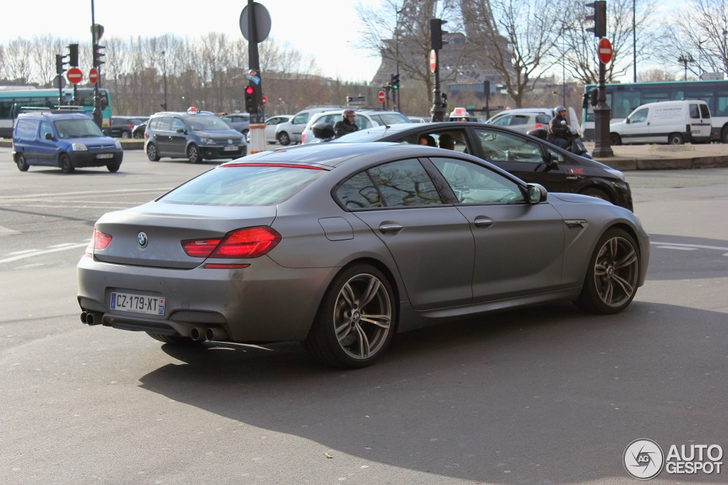 bmw m6 f06 gran coup 17 january 2014 autogespot. Black Bedroom Furniture Sets. Home Design Ideas