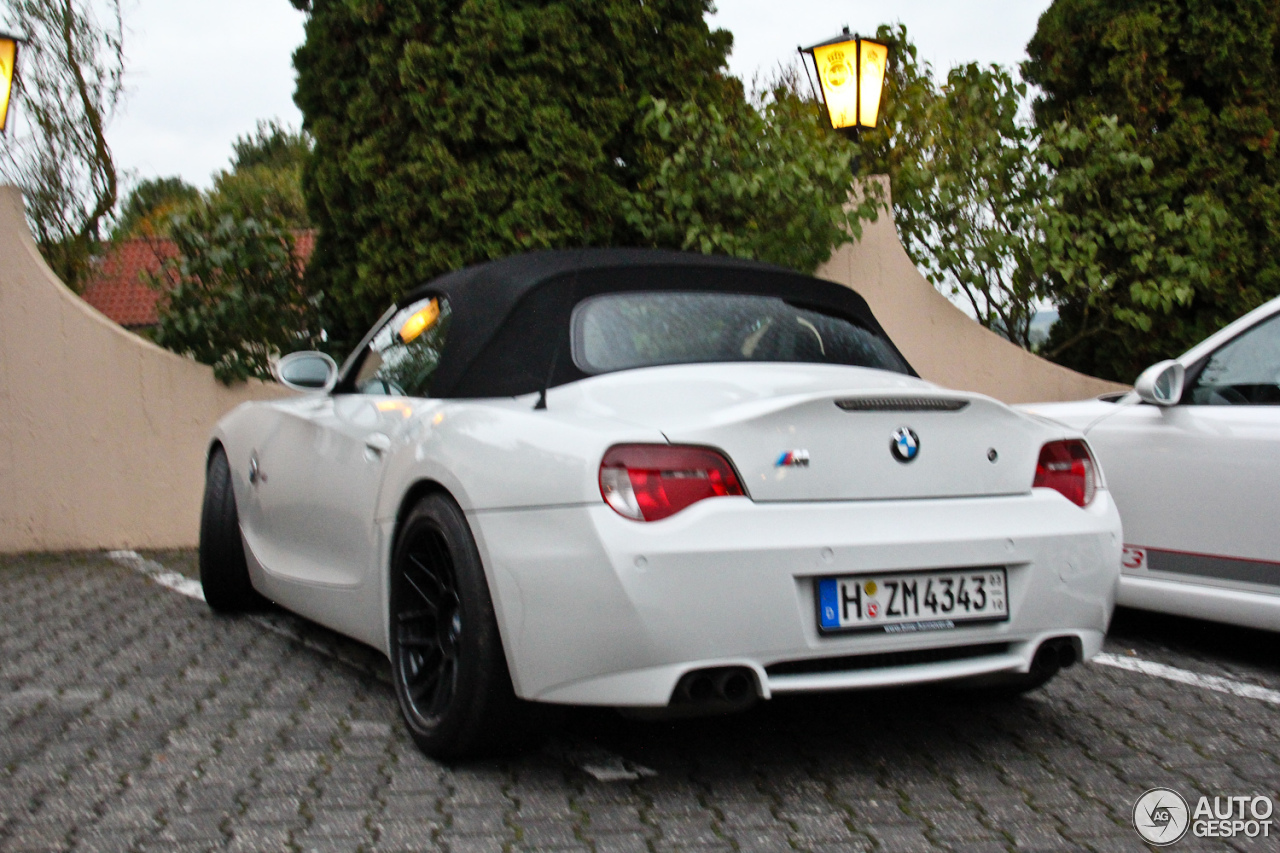 Bmw Z4 M Roadster 17 January 2014 Autogespot