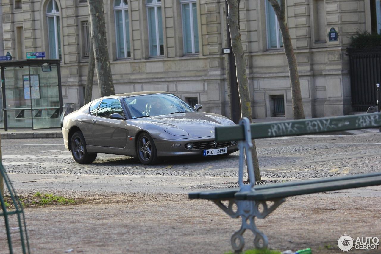 2010 Ferrari 456M GT Scaglietti photo - 2