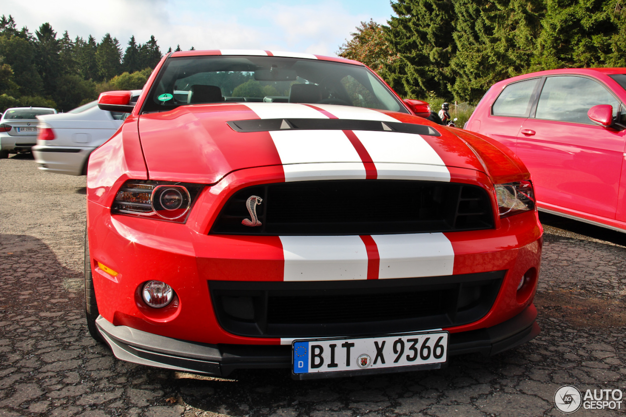 Ford Mustang Shelby Gt500 2013 17 Januar 2014 Autogespot