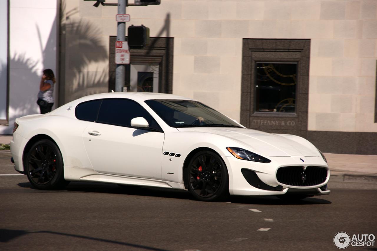 Maserati Granturismo S 17 January 2014 Autogespot