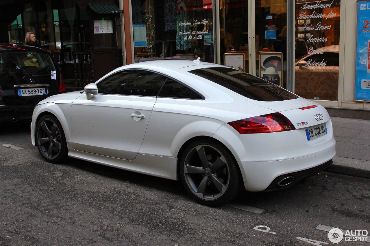 2014 HPerformance Audi TT RS Static 5 2560x1600 Wallpaper
