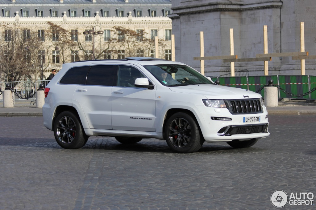 Jeep Grand Cherokee Srt 8 Limited Edition 18 January