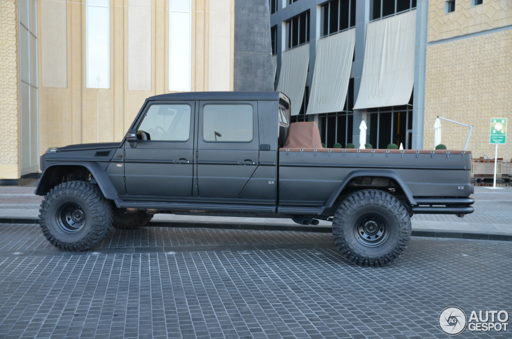 mercedes benz gwf g500 pickup 18 january 2014 autogespot. Black Bedroom Furniture Sets. Home Design Ideas
