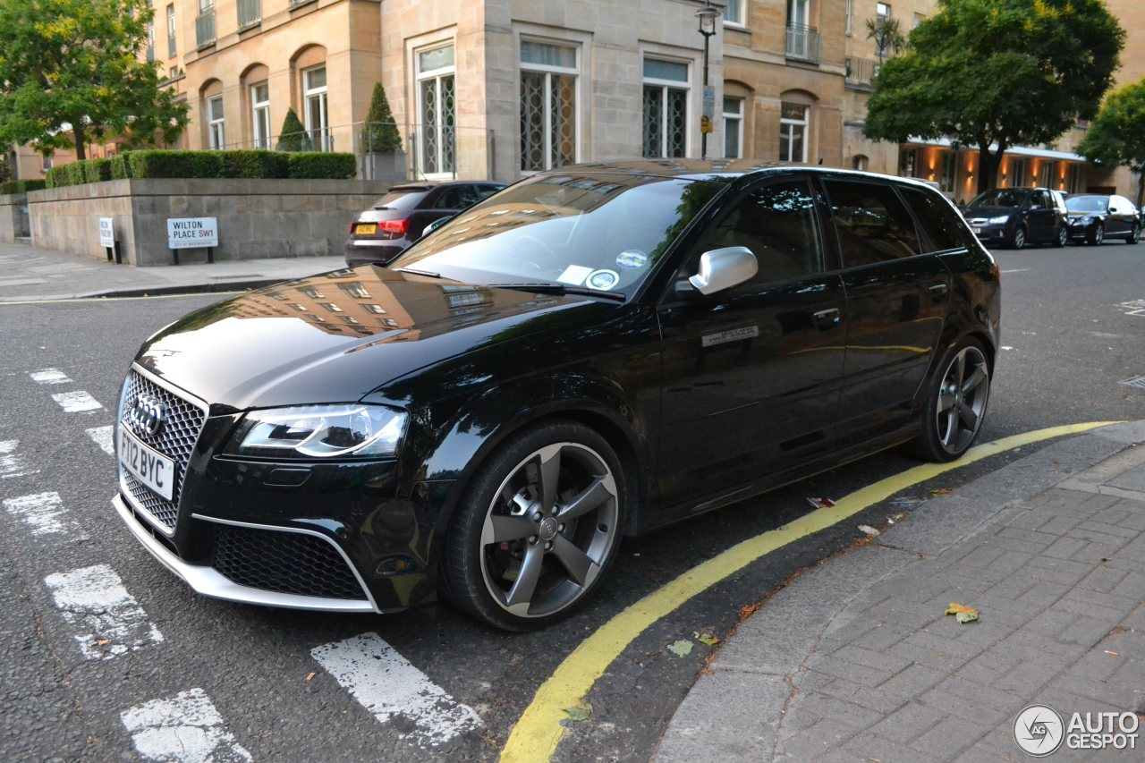 Audi Rs3 Sportback 19 January 2014 Autogespot