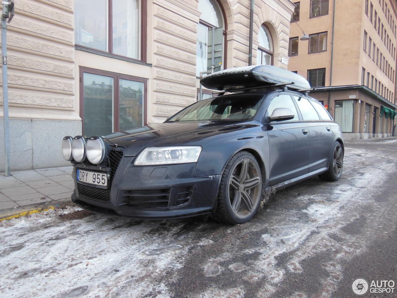 Audi RS6 Avant C6 - 19 January 2014 - Autogespot
