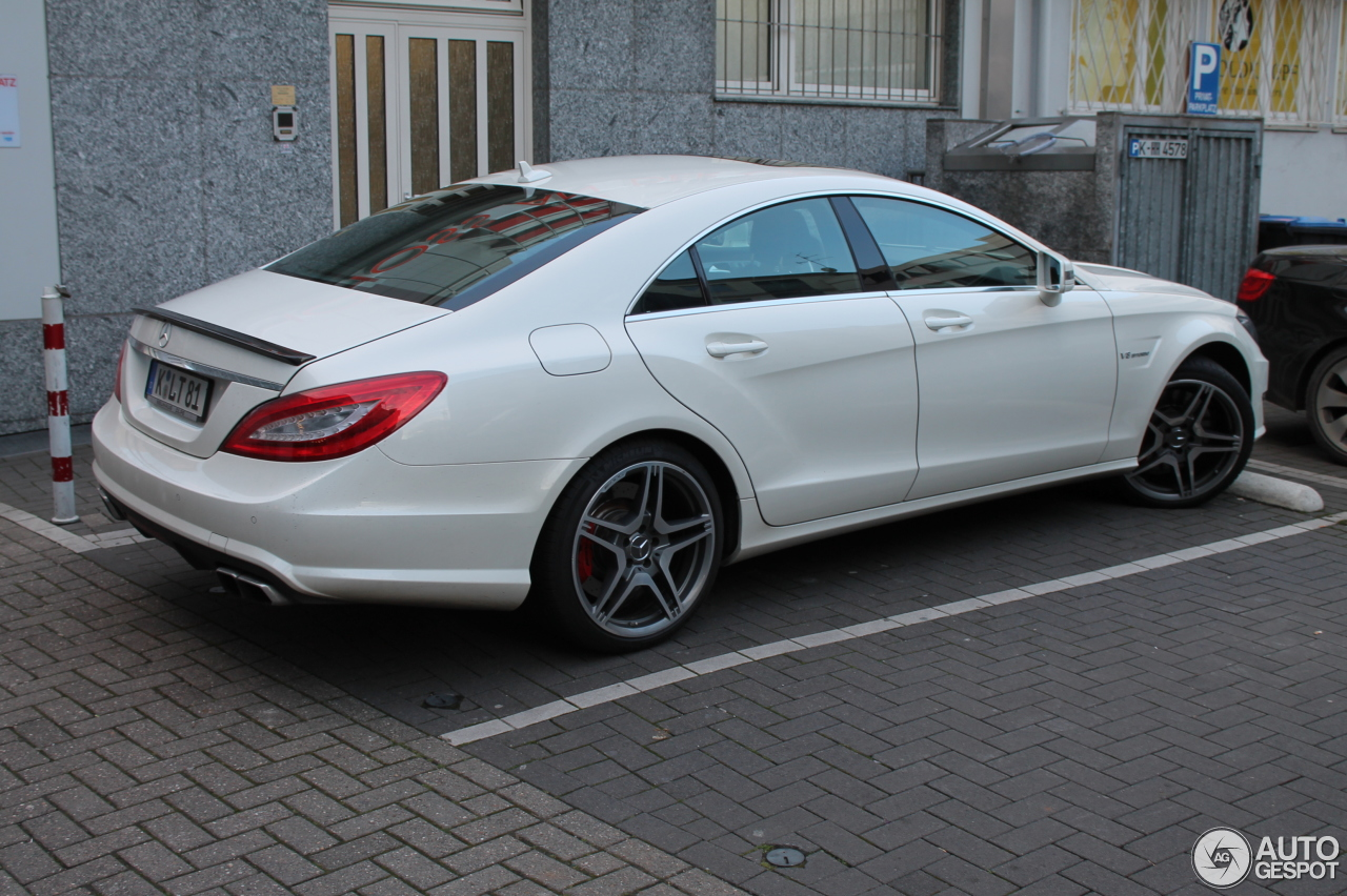 mercedes benz cls 63 amg c218 19 january 2014 autogespot. Black Bedroom Furniture Sets. Home Design Ideas