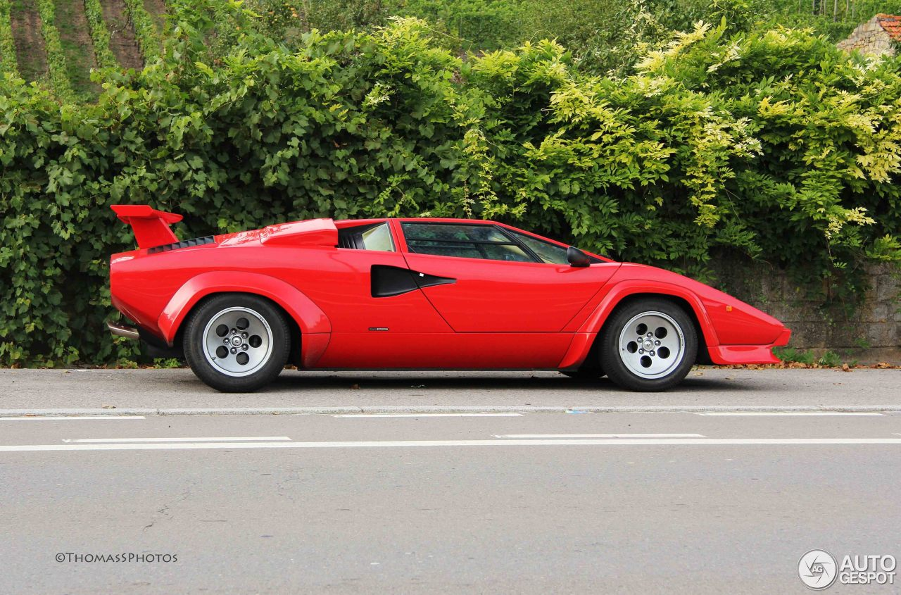 Lamborghini Countach 5000 Quattrovalvole 20 January 2014