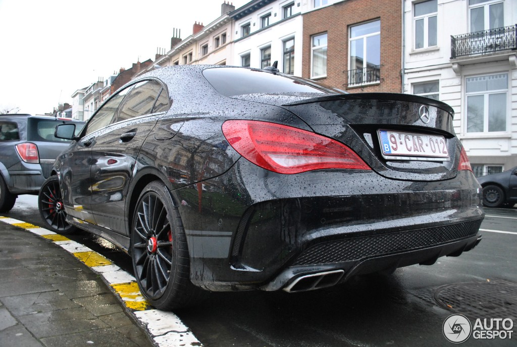 mercedes-benz cla 45 amg edition 1 c117 - 20 january 2014 - autogespot