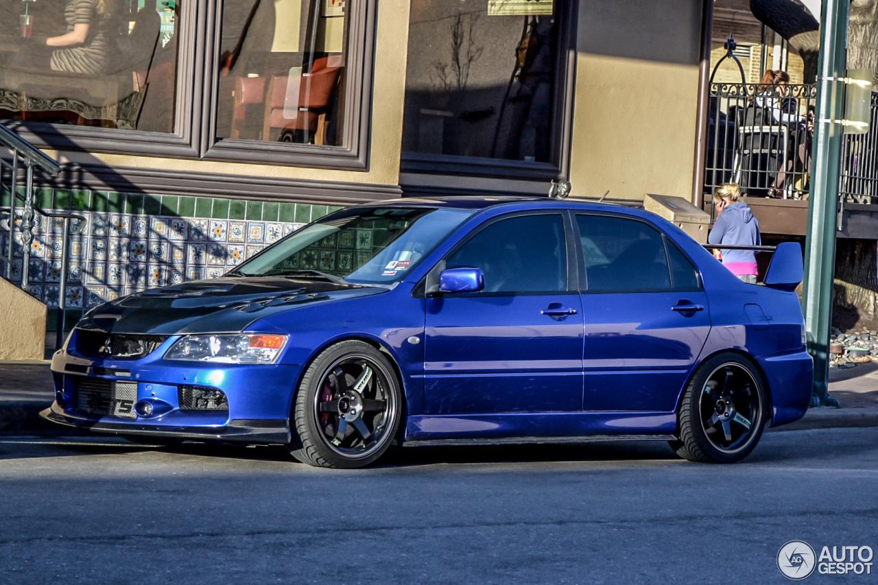 Mitsubishi Lancer Evolution Ix C