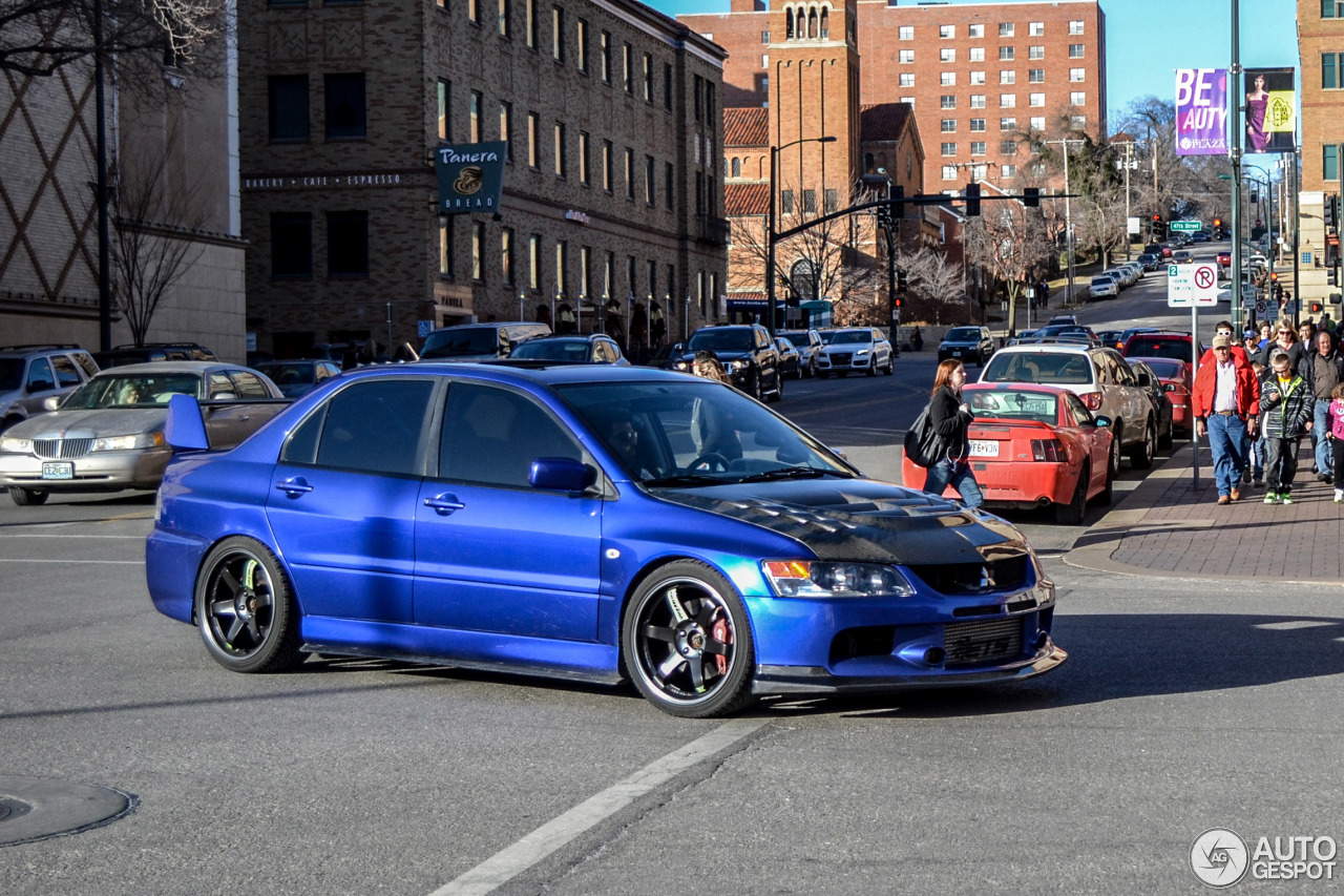 Mitsubishi Lancer Evolution IX - 20 January 2014 - Autogespot
