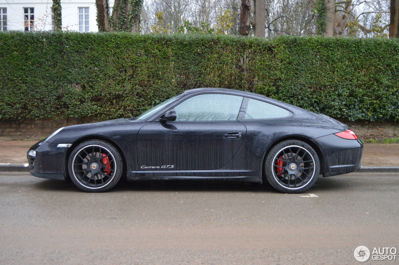 porsche 997 carrera gts 20 january 2014 autogespot. Black Bedroom Furniture Sets. Home Design Ideas