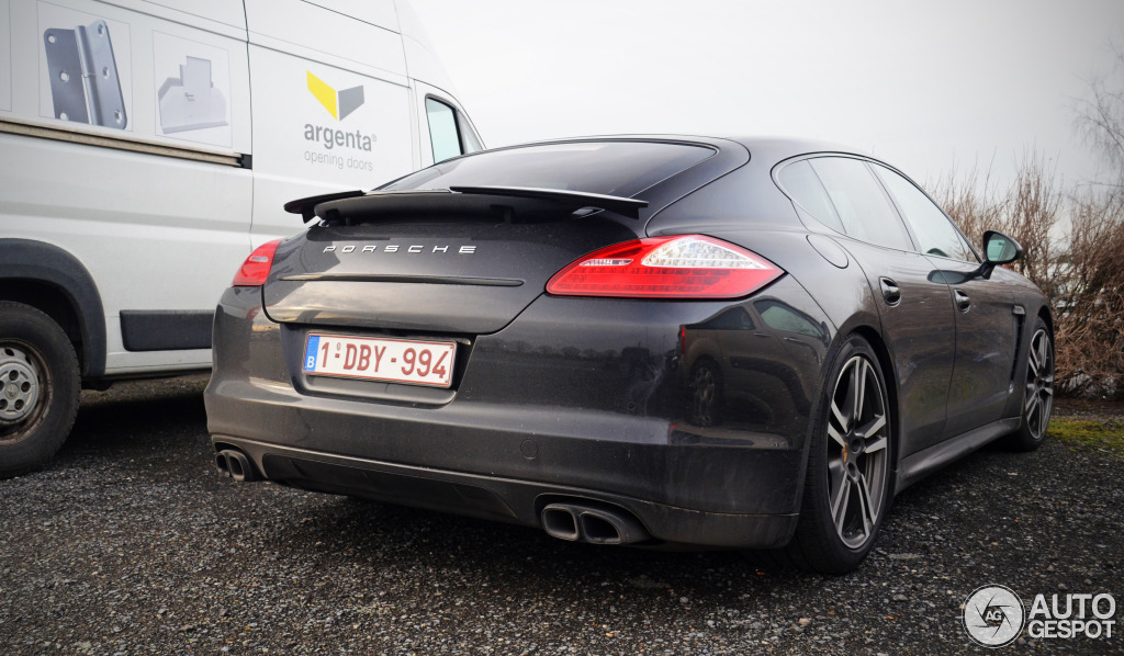 Porsche Panamera GTS  20 January 2014  Autogespot