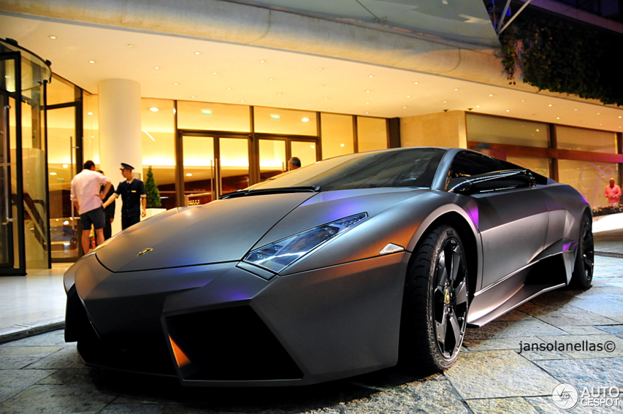 Green Country Auto >> Lamborghini Reventón - 21 January 2014 - Autogespot